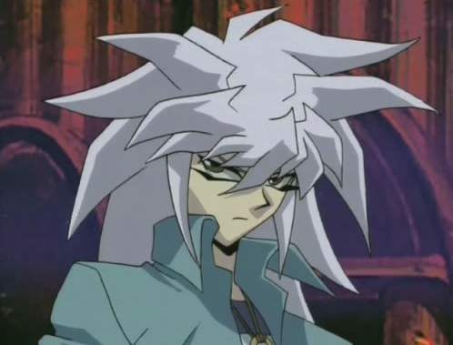 Yami Bakura, Yugioh Villain