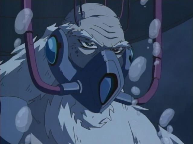 Kagemaru, Yugioh GX Villain