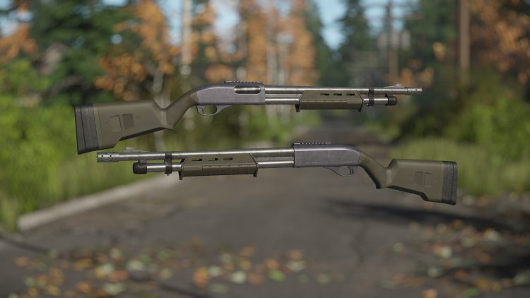 Miscreated 870 Tactical Shotgun