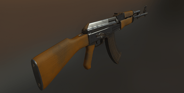 Miscreated AK47 Assault Rifle