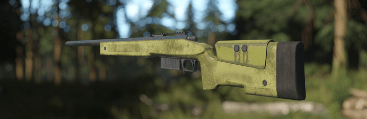 Miscreated M40A5 Sniper Rifle