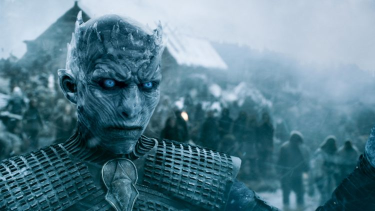 The Night King at Hardhome