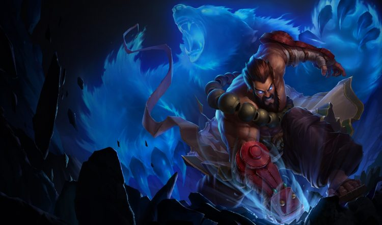 Spirit Guard Udyr, one of the best League of Legends skins
