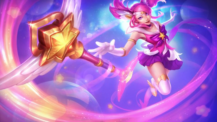 Star Guardian Lux, one of the best League of Legends skins