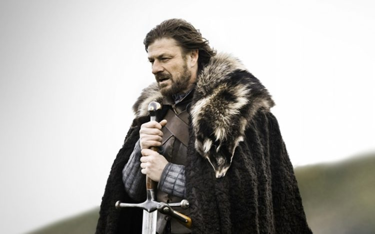 Ned Stark, Winter is Coming