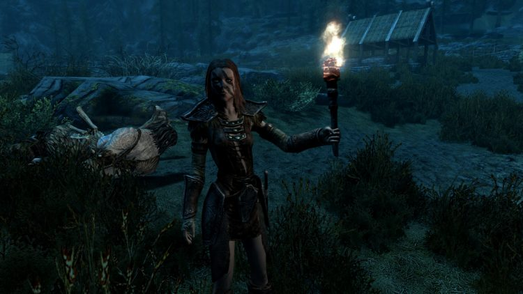 Aela the Huntress, one of the best followers in Skyrim