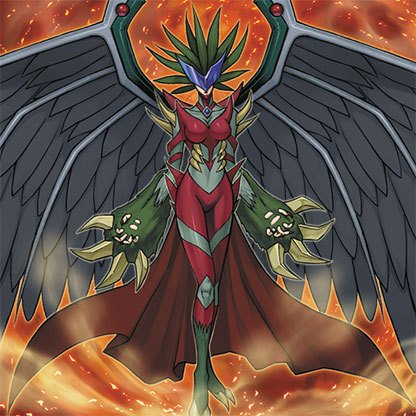 Evil Hero Infernal Wing