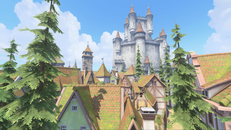 Eichenwalde New Overwatch Map