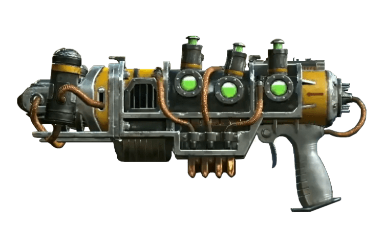 Sentinel's Plasma Caster Fallout 4