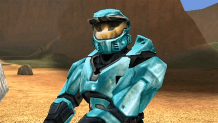 Agent Florida from Red vs Blue