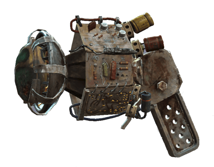 Lorenzo's Artifact Gun Fallout 4