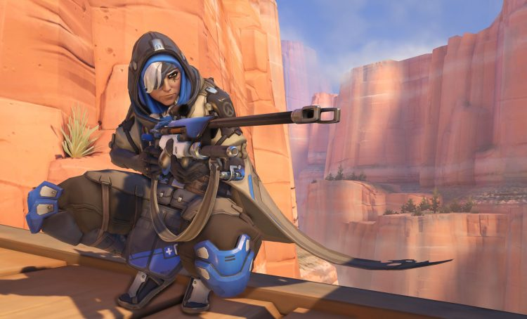A screenshot of Ana
