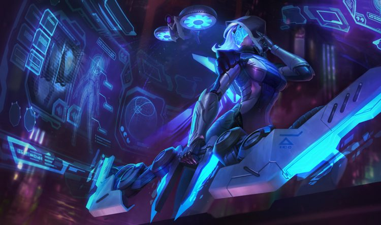 Ashe, one of my highest mastery champions