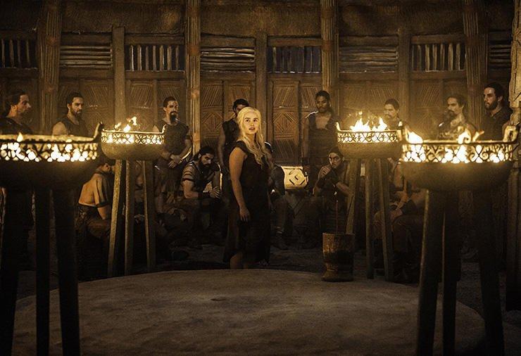 Dothraki Gathering