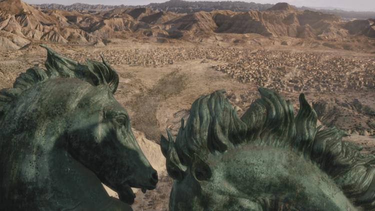 Vaes Dothrak Overview