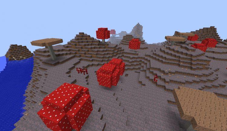 Top 10 Best Minecraft Biomes Qtoptens