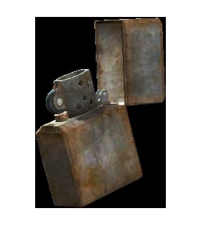 Flip Lighter item in Fallout 4, useful junk