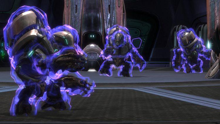 Halo Grunts ready for battle