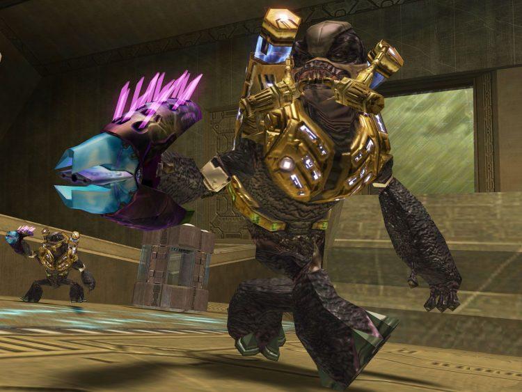 Halo Grunts in battle