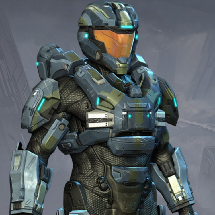 Air Assault, one of the best armor in Halo 5