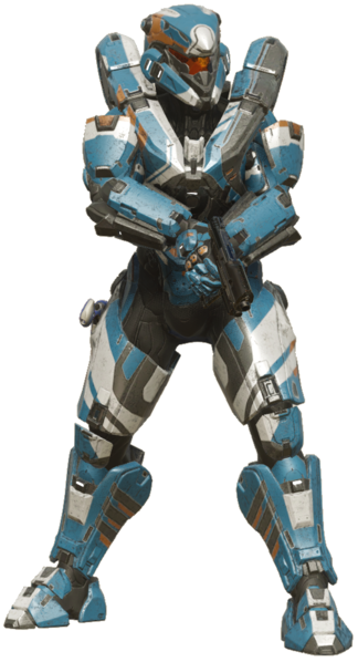 Anubis, one of the best armor in Halo 5