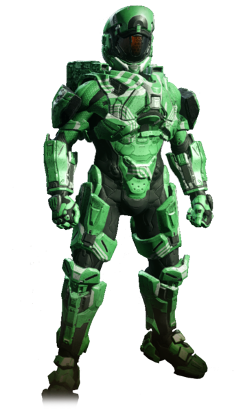 Argonaut, one of the best armor in Halo 5