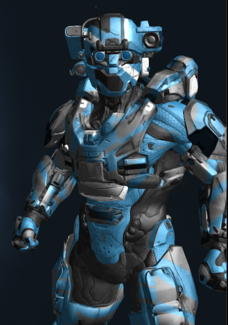 Argus, a Helmet in Halo 5 Guardians