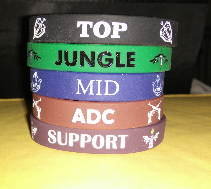 League of Legends Armbands