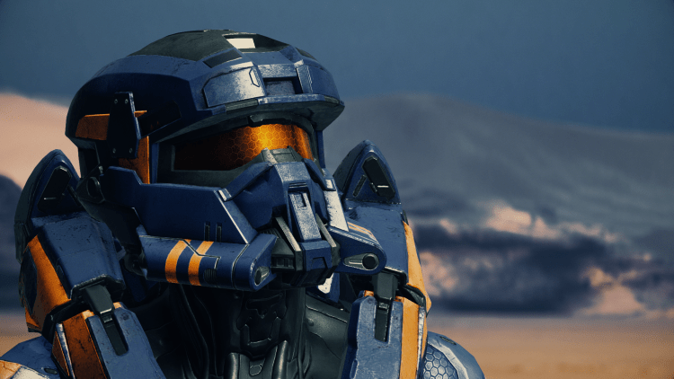 EOD, a Helmet in Halo 5 Guardians