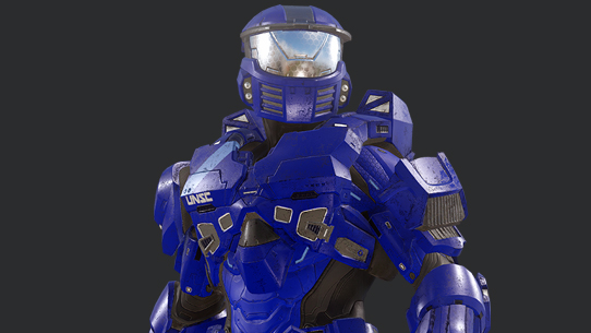 Mark IV GEN1, one of the best armor in Halo 5