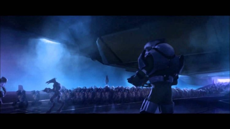 Halo Grunts in the covenant