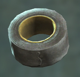 Military Grade Duct Tape item in Fallout 4, useful junk