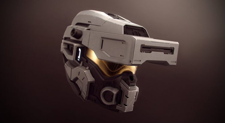 Scanner, a Helmet in Halo 5 Guardians