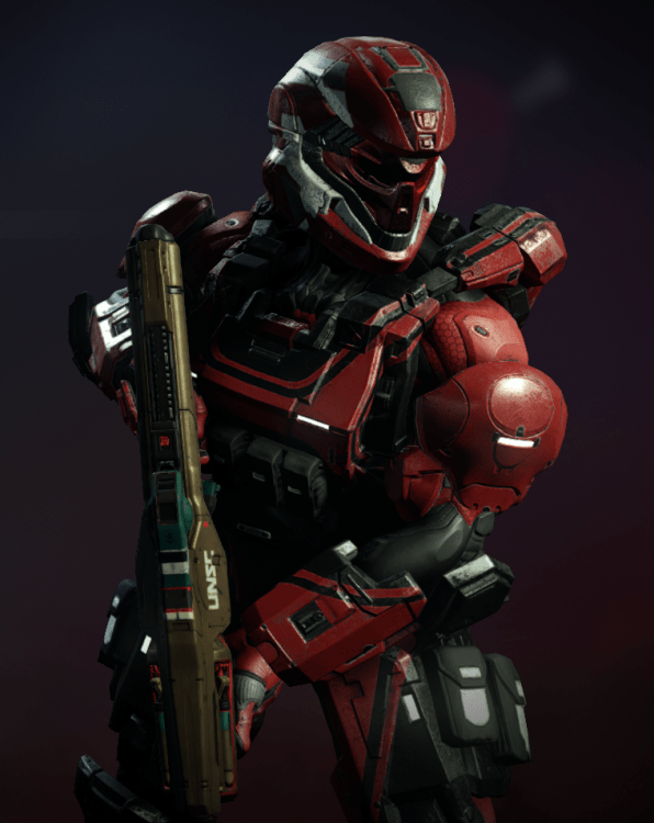 Soldier, one of the best armor in Halo 5