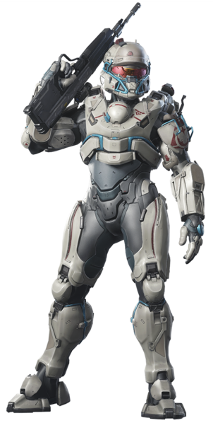 Technician, one of the best armor in Halo 5