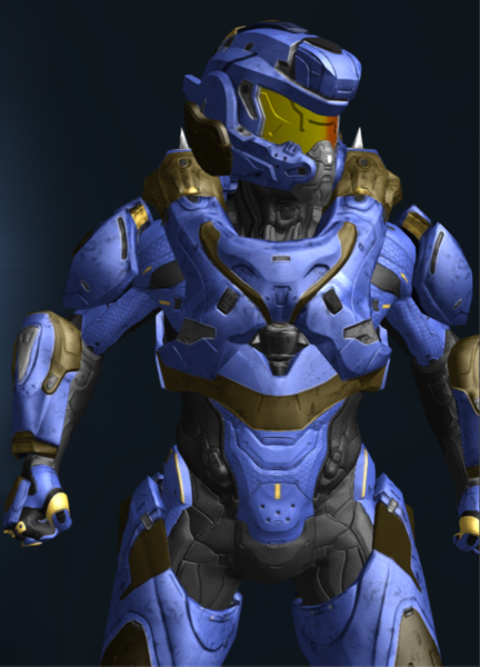 Void Dancer, a Helmet in Halo 5 Guardians