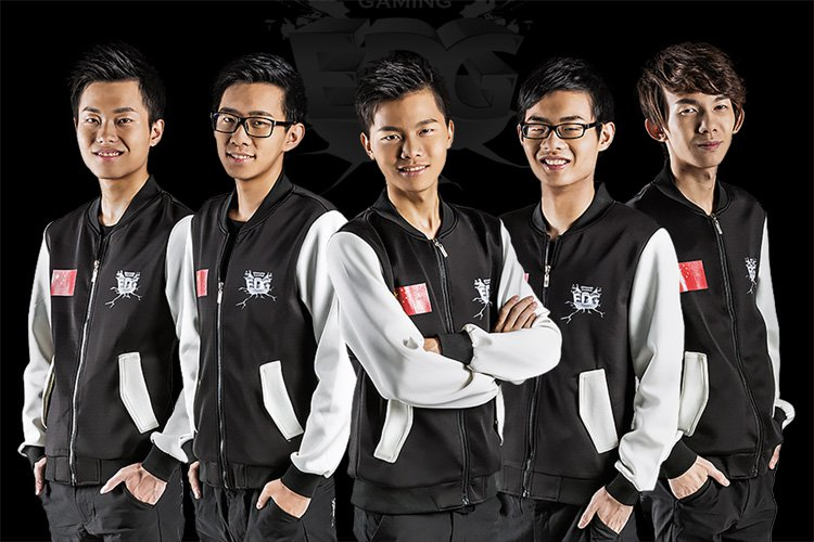 Edward Gaming, one of the best LCS teams of all time