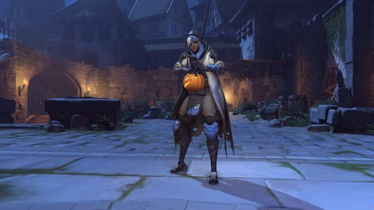 Ana Candy Emote
