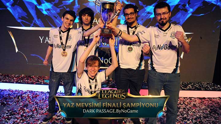 Dark Passage, one of the best LCS teams of all time