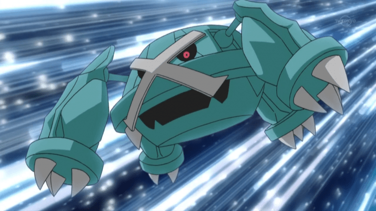 Metagross, one of the most intimidating Pokemon