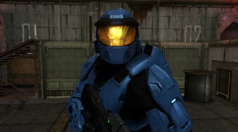 Caboose, one of the best Red vs Blue characters