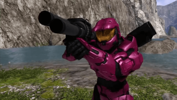 Simmons, one of the best Red vs Blue characters