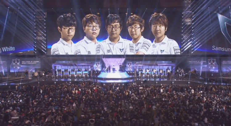Samsung Galaxy, one of the best LCS teams of all time