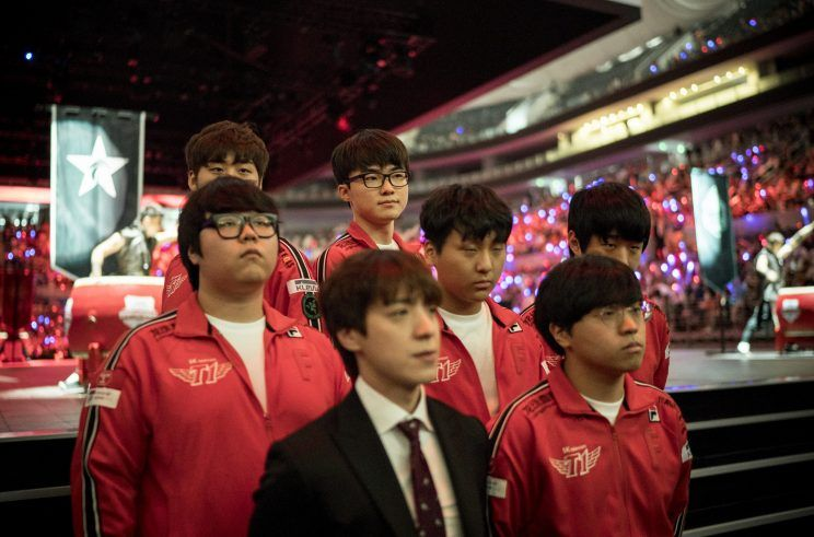 SKT Telecom T1, the best LCS team ever