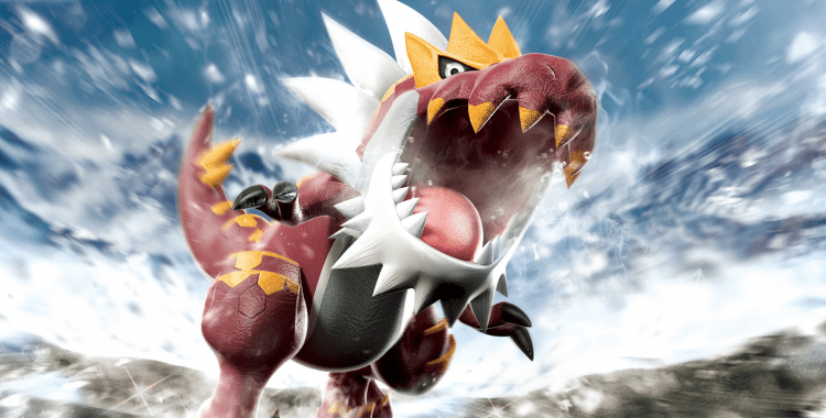 Tyrantrum, one of the most intimidating Pokemon