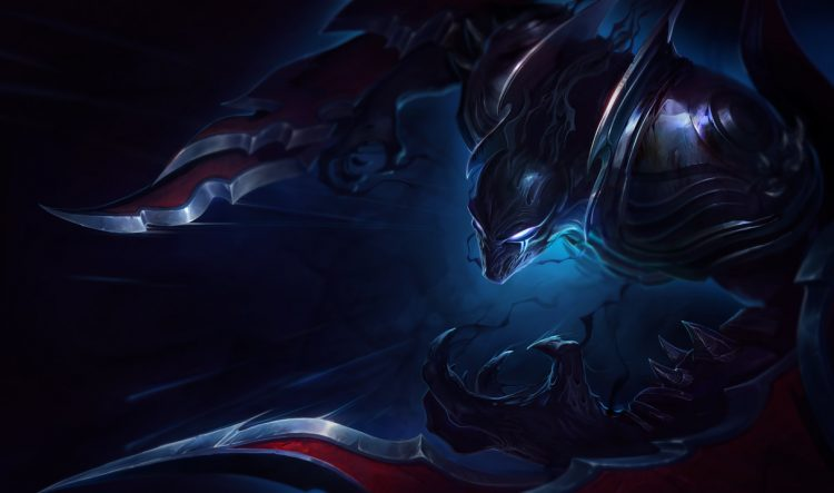 Nocturne, one of the worst ARAM champions