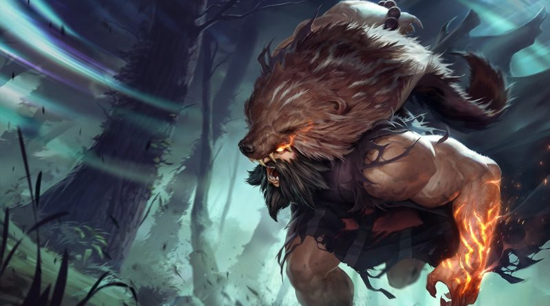 Udyr, one of the worst ARAM champions