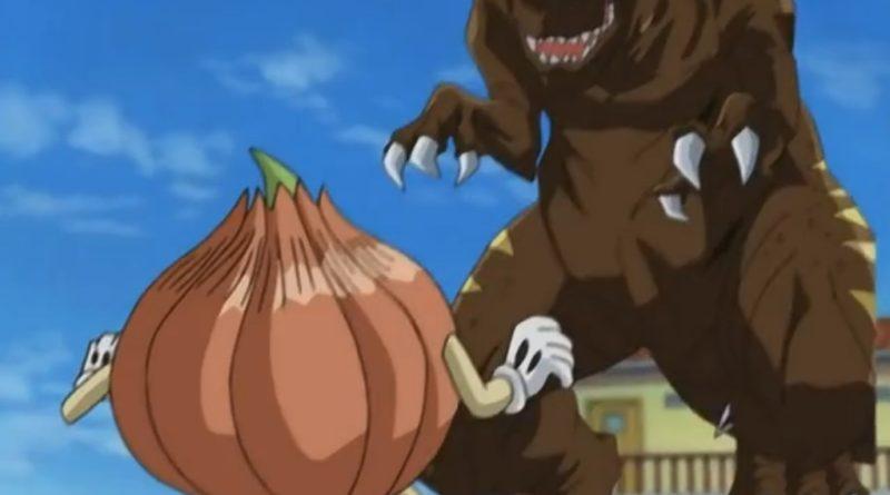 Dino vs Onion