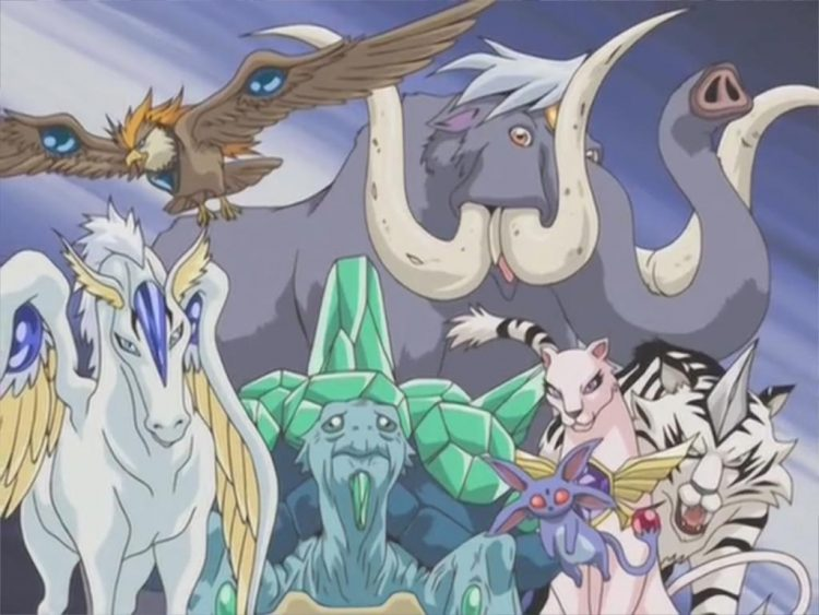 Crystal Beast, one of the worst archetypes in Yugioh history