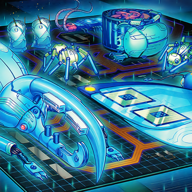 Digital Bug, one of the worst archetypes in Yugioh history